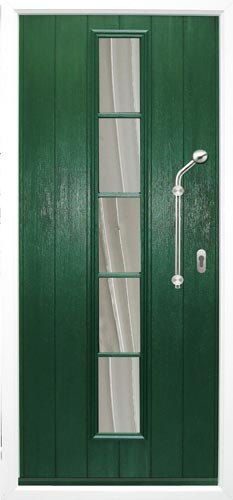 Florence composite door & The Italia Collection Composite Doors / The greenest door from the ...