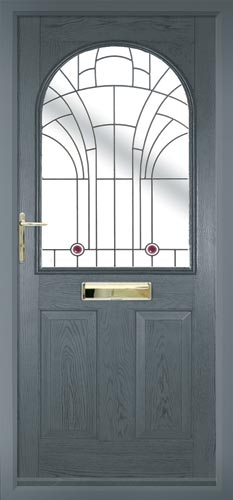 Stafford & Stafford Composite Doors / The greenest door from the greenest company