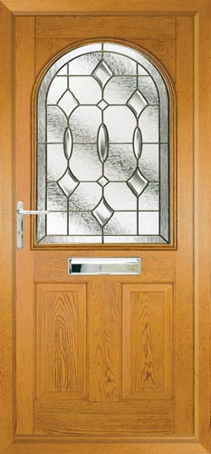 Stafford 1. Clarity & Stafford Composite Doors / The greenest door from the greenest company