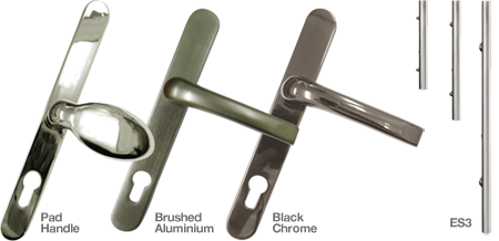 Composite Door Handles
