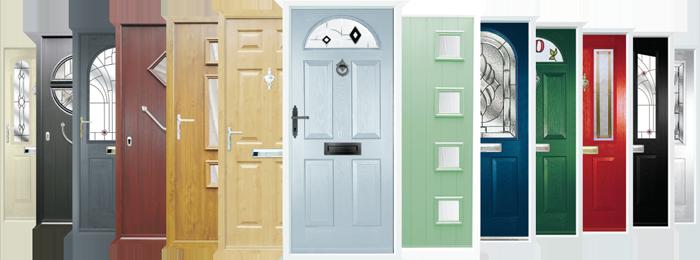 & Solidor Composite Doors